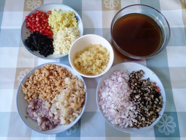 自制XO海鲜酱(第4版)的简单做法