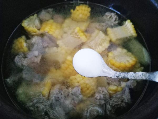 甜玉米老鸭汤怎么做