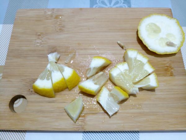 蜂蜜柠檬冰块的做法图解