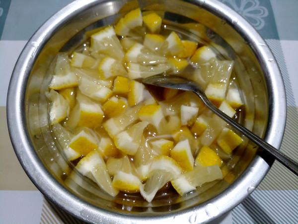 蜂蜜柠檬冰块怎么吃
