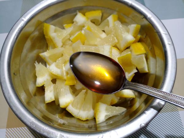 蜂蜜柠檬冰块的简单做法