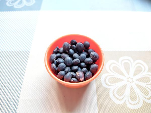 红枣花生黑豆浆的做法大全