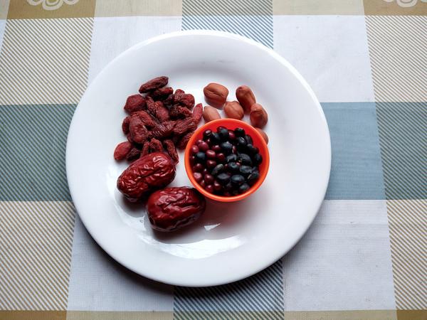 双豆红枣豆浆的做法大全