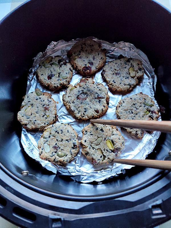 燕麦片饼干的简单做法