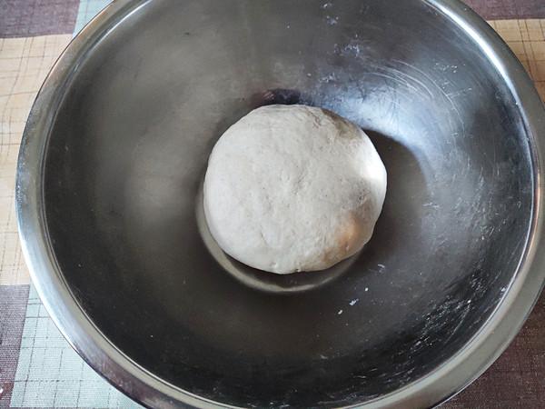 牛奶荞麦馒头的家常做法