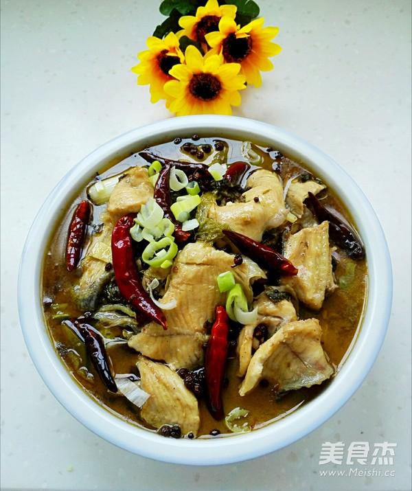 酸菜黑鱼片怎样煮