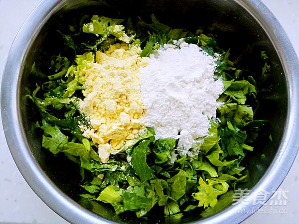 蒸芹菜叶的简单做法