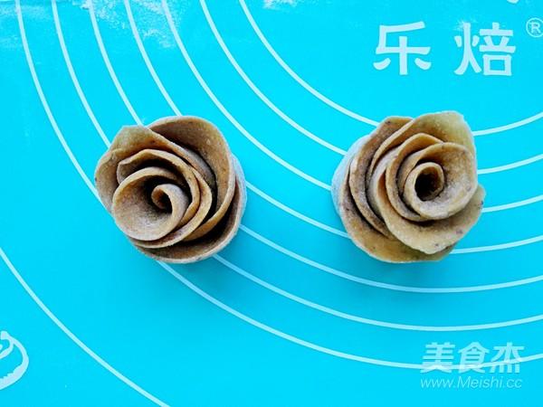 红枣玫瑰花卷怎样煮