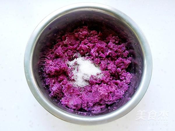 霸王超市|紫薯馅冰皮月饼怎么煮