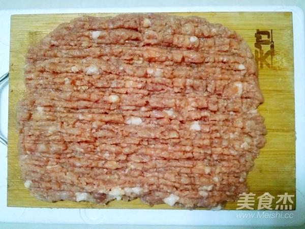 地软韭菜大肉包子的简单做法