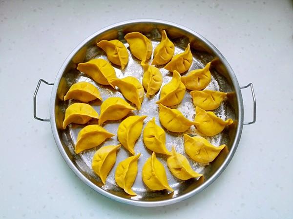 黄金韭菜饺怎样煮