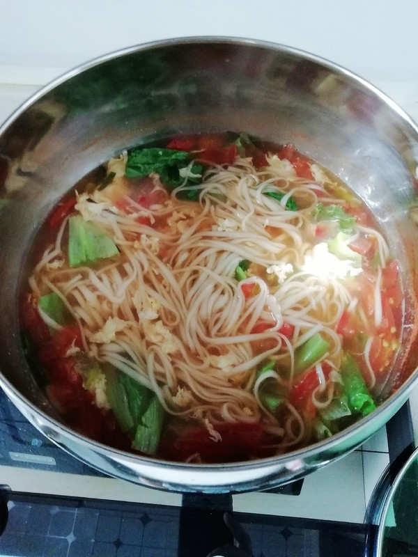 挂面汤怎样煸