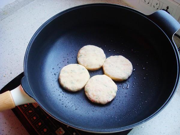香煎土豆饼怎么煸