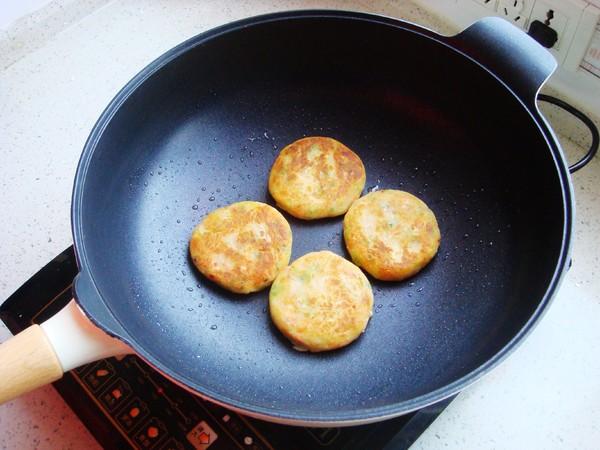 香煎土豆饼怎样做