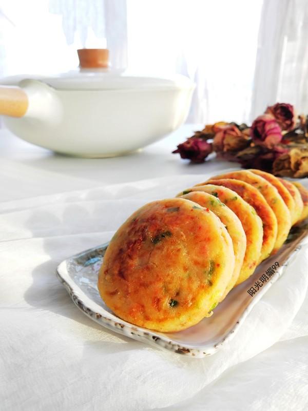 香煎土豆饼怎样炒
