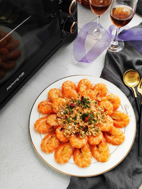 蒜蓉烤鲜虾怎样做