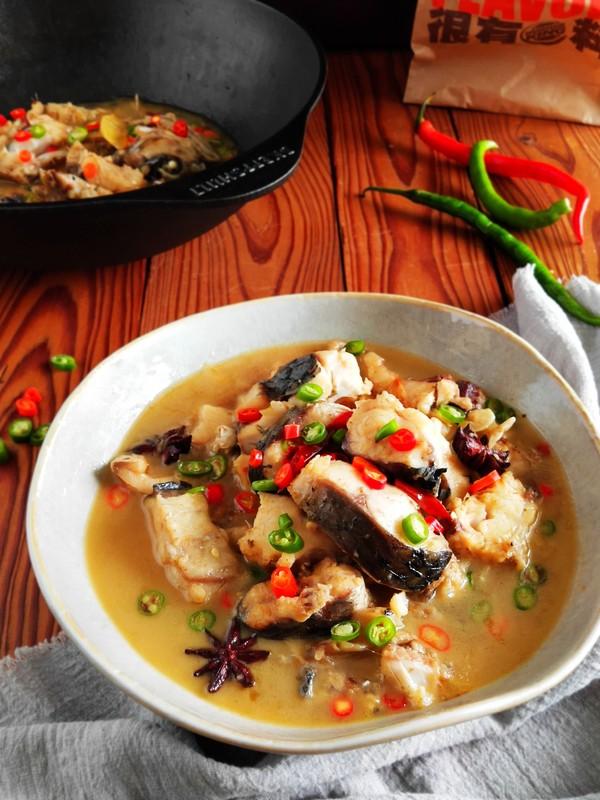 铁锅炖鱼怎样做
