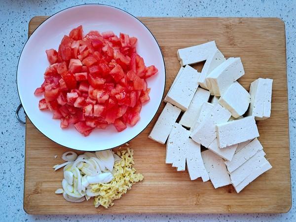 家常茄汁豆腐的做法大全