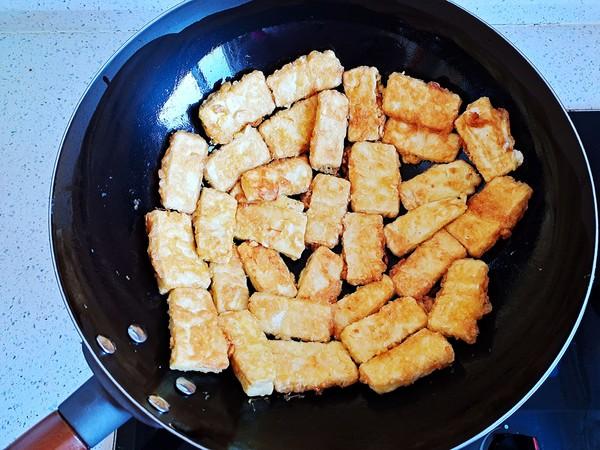 家常茄汁豆腐的简单做法