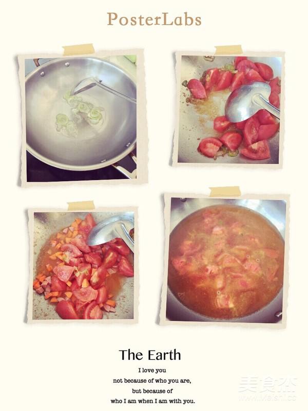 疙瘩汤的家常做法