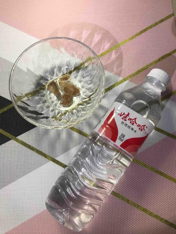 木瓜炖雪蛤的做法图解
