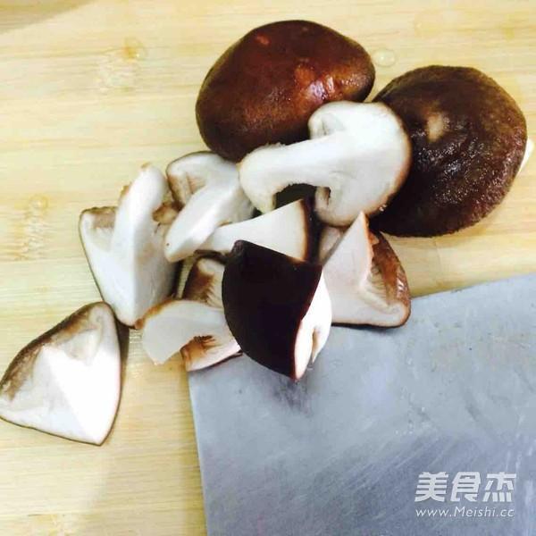 香菇炖乌骨鸡的做法图解