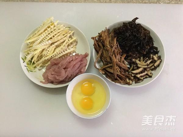 干煸木须菜的做法图解