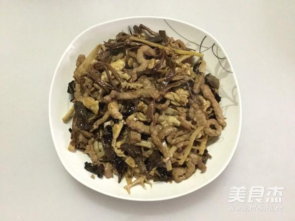 干煸木须菜怎么炒