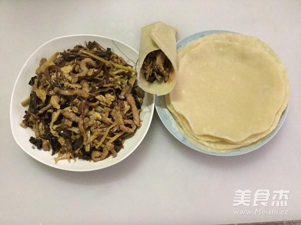 干煸木须菜怎么煮