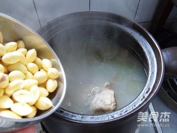 白果猪肚汤怎么做