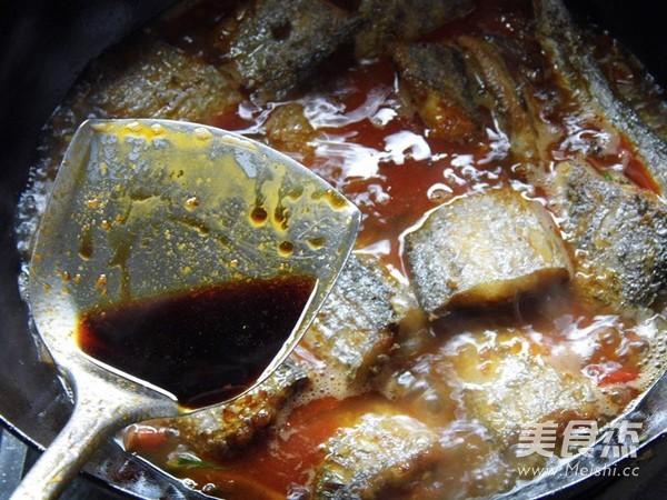 泡椒红烧带鱼怎么炖
