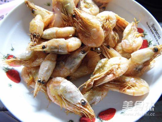 干锅香辣北极虾怎么做