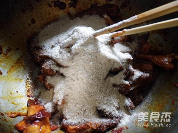 红薯粉蒸肉怎么做