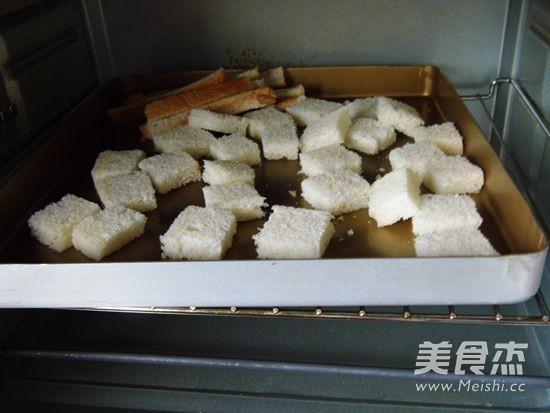 香浓面包布丁的做法图解