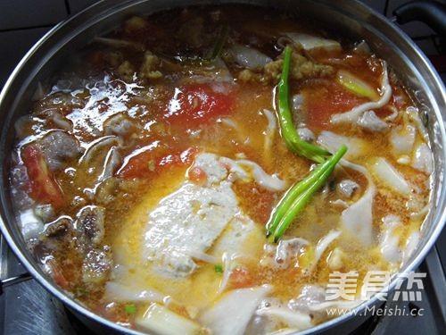 重庆荤豆花怎样炒