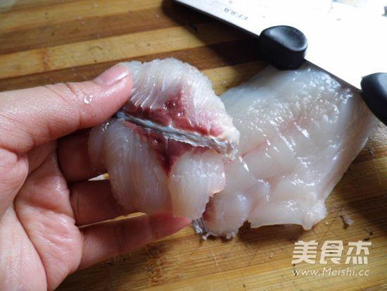 水煮豆花鱼怎么吃