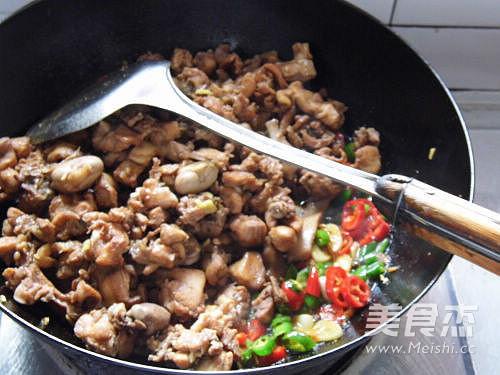 尖椒兔肉怎样炒