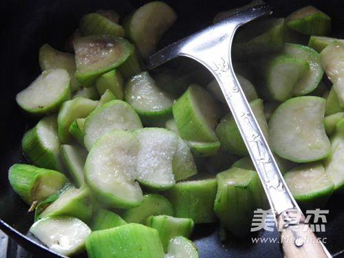 蒜香丝瓜怎么吃