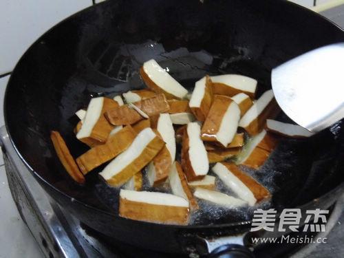 尖椒虾仁炒秋葵怎么吃