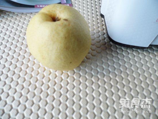香水梨汁的做法大全