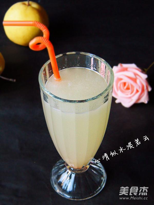 香水梨汁怎么炖