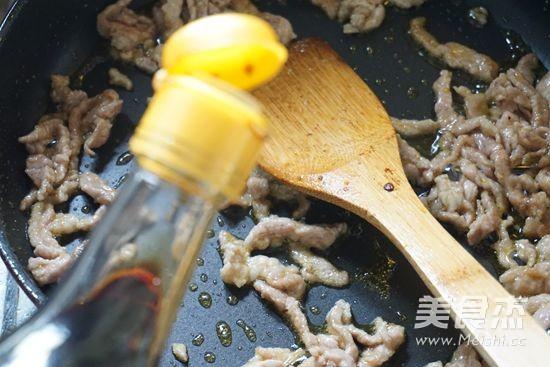 洋葱炒肉丝怎么做