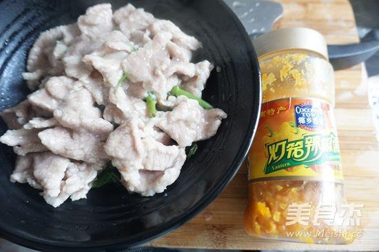 酸汤肉片怎么炒