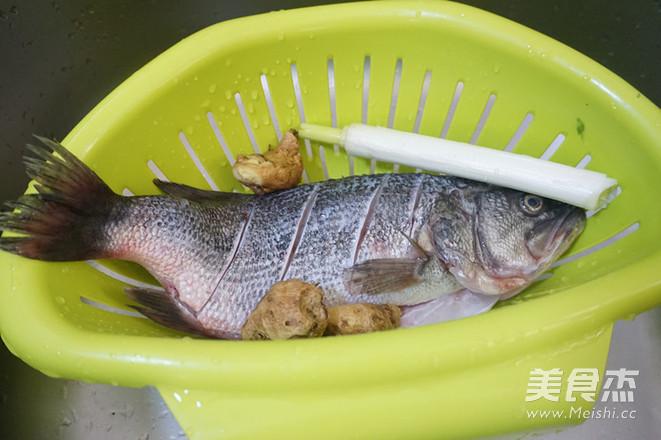 葱香鲈鱼的做法大全