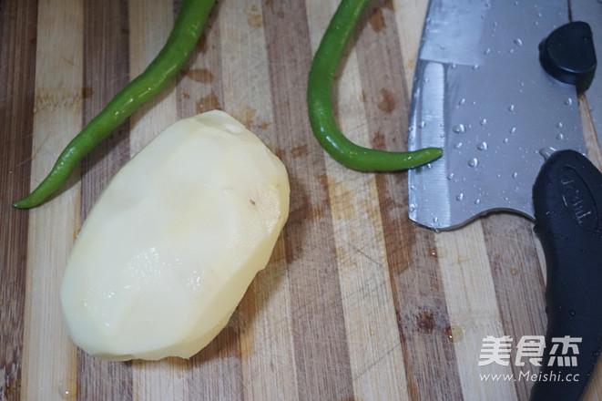 腊香干锅土豆片的做法大全