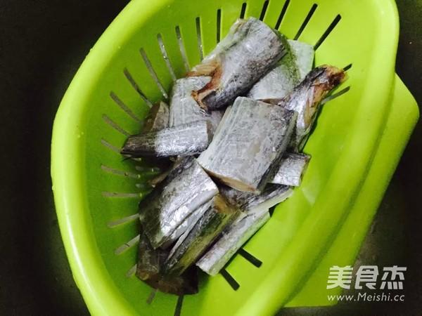 剁椒带鱼的做法图解