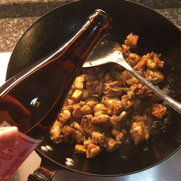 正宗台式三杯鸡的简单做法
