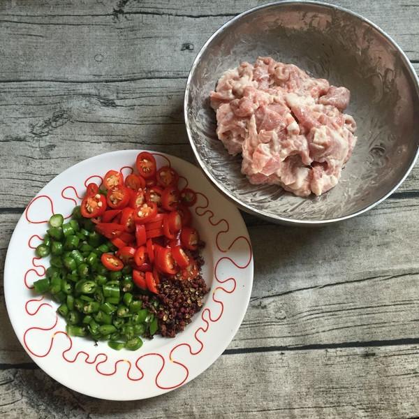 金汤藤椒水煮肉片的做法大全