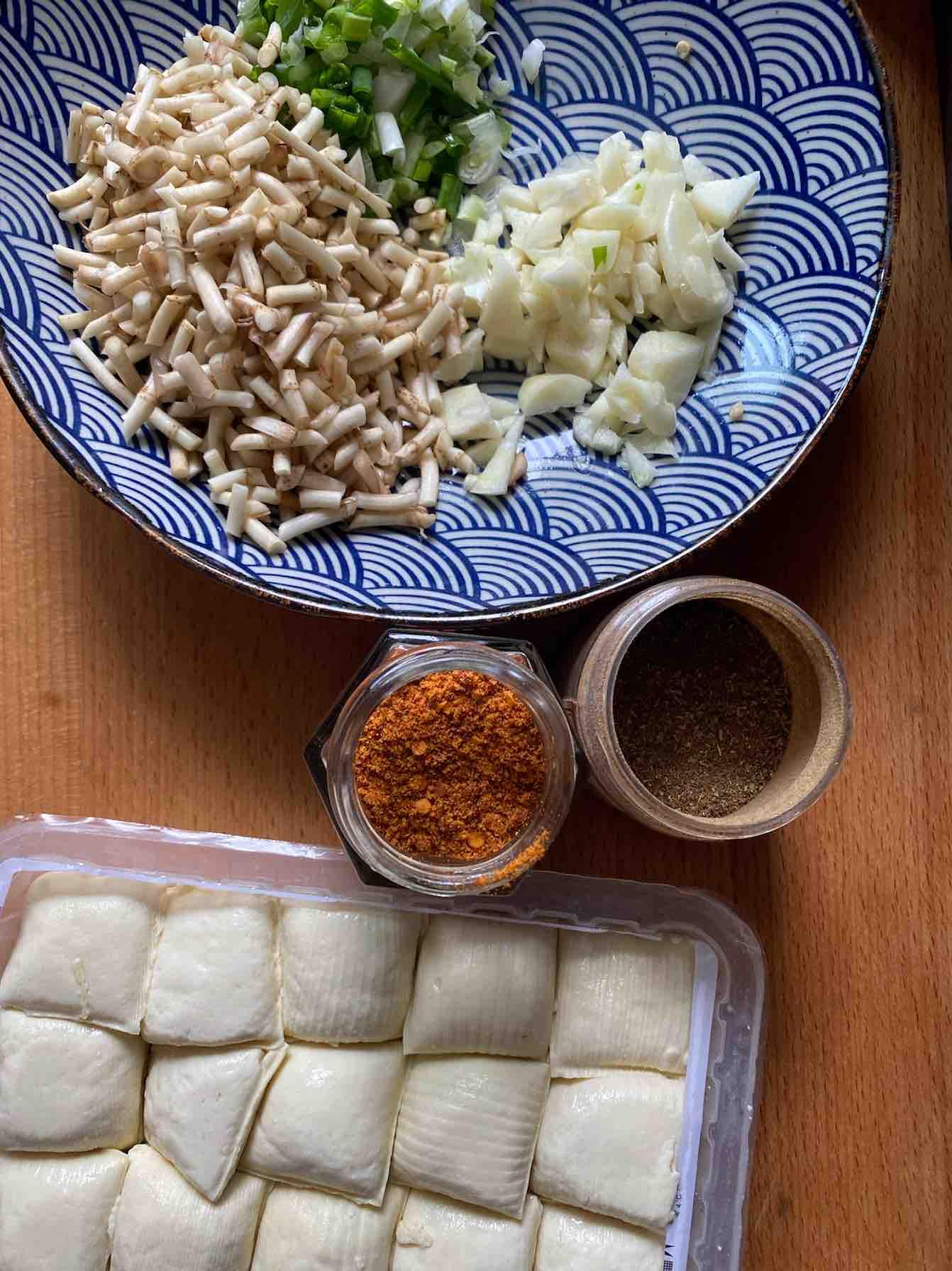 包浆豆腐的步骤
