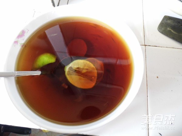 柠檬冰红茶怎么吃